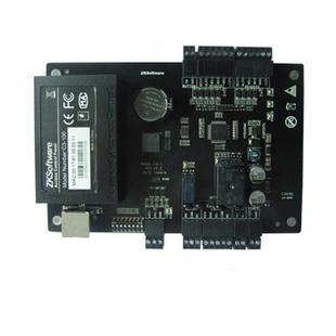 门禁应用而设计的,该控制器可以通过tcp/ip和rs485